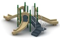 "Childforms FunPlay 3.5"" - STR-35221 Green"