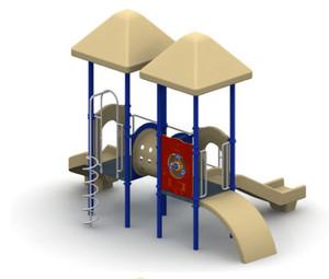 "Childforms FunPlay 3.5"" - STR-35298 Blue"