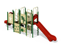 Curly Climb-n-Slide - PC-0010