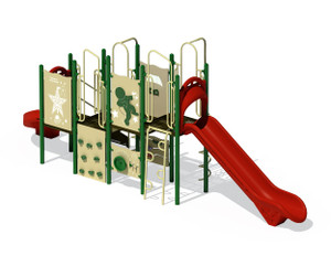 Curly Climb-n-Slide - PC-0010