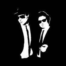 The Blues Brothers T Shirt Jake and Elwood!