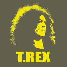 T. Rex Mark Bolan glam rock T Shirt