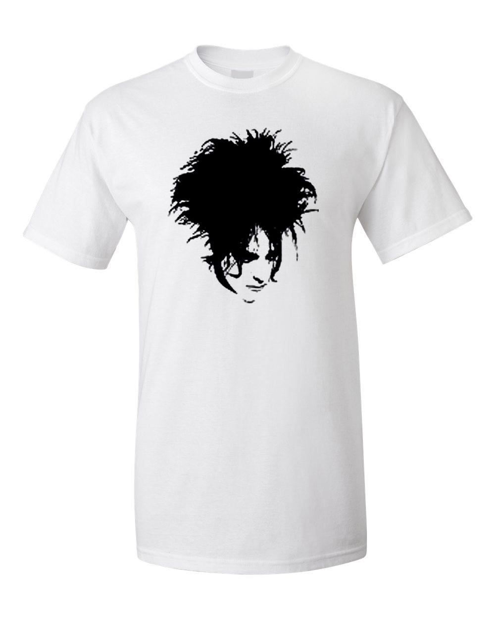 c85661cf6 Robert Smith | The Cure | Post Punk T Shirt - BlackSheepShirts