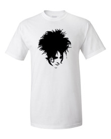 Robert Smith | The Cure | Post Punk T Shirt