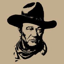 "John Wayne ""The Duke"" T Shirt"