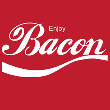 enjoy Bacon funny pork heaven T Shirt