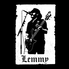 Lemmy - Motorhead rock god T Shirt