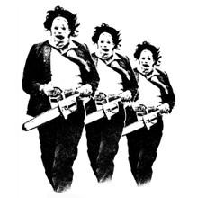 The Texas Chain Saw Massacre 1974 slasher movie T Shirt