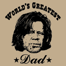 Frank Gallagher World's Greatest Dad T Shirt