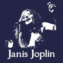 Janis Joplin T Shirt  BlackSheepShirts
