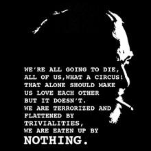 Charles Bukowski T shirt Barfly