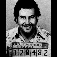 Pablo Escobar T-Shirt legendary Columbian cocaine drug lord