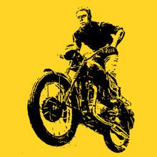 Steve McQueen T shirt