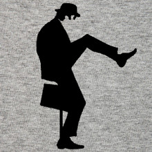 John Cleese T shirt The Ministry of silly walks