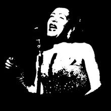 Billie Holiday T shirt