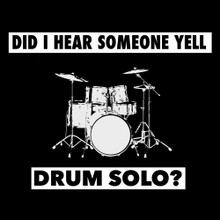 Drum Solo T-Shirt