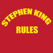 Stephen king rules T Shirt The Monster squad