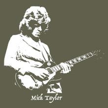 Mick Taylor T Shirt