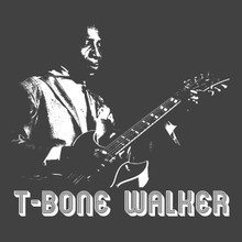 T- Bone Walker T shirt