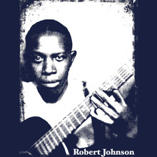 Robert Johnson T shirt Delta blues music lrgend