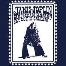 Janis Joplin T Shirt Cal Expo Sacramento 1969 vintage Concert