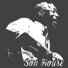 Son House T Shirt Delta blues music legend Death letter blues