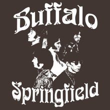 Buffalo Springfield T Shirt Neil Young Stephen Stills Folk Rock