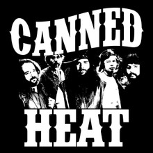 Canned Heat T Shirt Bob Hite Alan Wilson Woodstock 69