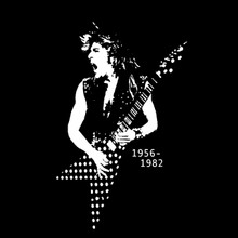 Randy Rhoads tribute T Shirt Ozzy Osbourne Quiet Riot
