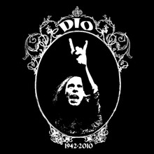 Ronnie James Dio T shirt