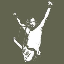 Chris Cornell T Shirt Soundgarden Audioslave