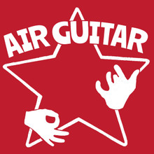 Air Guitar Star T Shirt