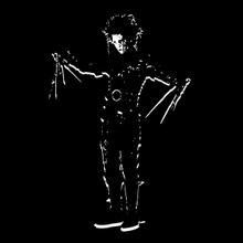 Edward Scissorhands t shirt