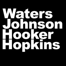 Waters Johnson Hooker Hopkins Blues Music icons T-Shirt