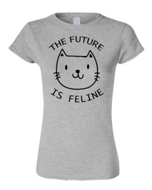 The future is feline T-Shirt