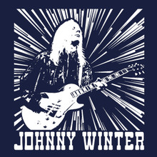 Johnny Winter T Shirt