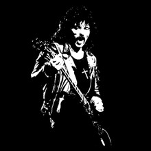 Tony Iommi Black Sabbath T-Shirt