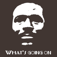 Marvin Gaye T-Shirt What's going on