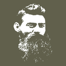 Ned Kelly Bushranger T Shirt