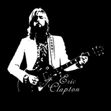 Eric Clapton T-Shirt Cream The Yardbirds