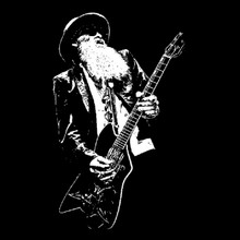 Billy Gibbons T-Shirt ZZ Top