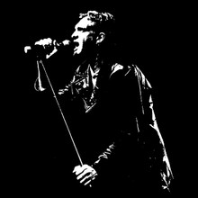 Layne Staley T-SHIRT Alice in Chains