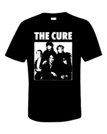 The Cure T-Shirt Robert Smith