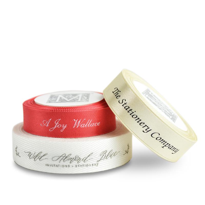 Custom Printed Ribbon