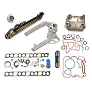 2004-2010 Ford 6.0L EGR and Oil Cooler Package #2