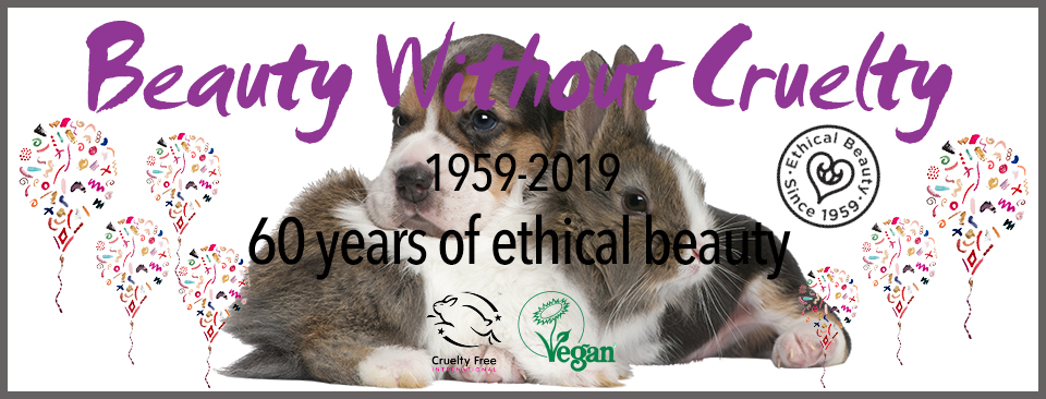 60 years ethical beauty