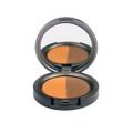 Duo Pressed Mineral Eyeshadow - Rich Tamarind