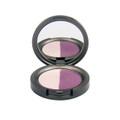 Duo Pressed Mineral Eyeshadow - Juicy Plum