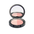 Duo Pressed Mineral Blusher - Radiant Rose