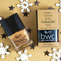 Green and Gold Christmas Nail Gift Set